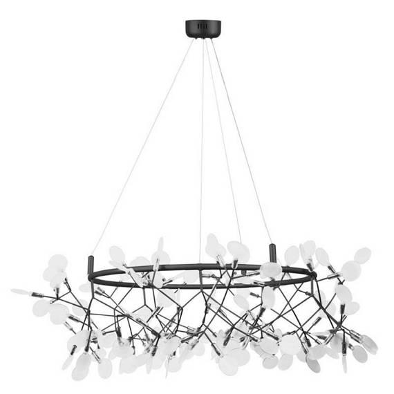 Zwis Ledowy Step Into Design Botanic 105 cm ST-5860-L black