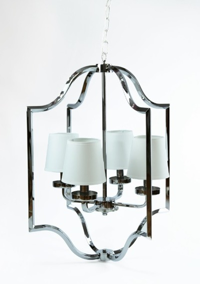 Żyrandol Loftowy Berella Light Sena 4