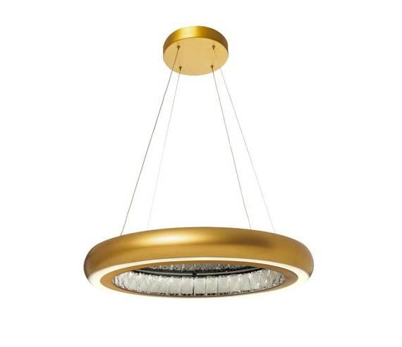 Żyrandol Złoty Berella Light Zoja 55 GD BL5438