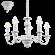 Caposile 49851 Eglo Lampa wisząca